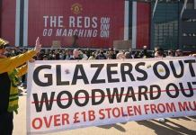 Man U, Liverpool Match Postponed As Fans Protest