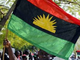 Video: Police March Church Members Out On Suspicion Of IPOB Membership