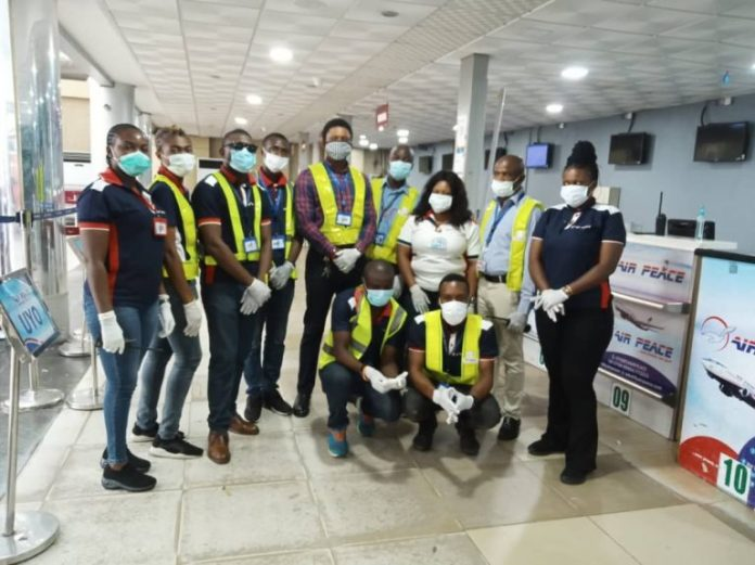 Air Peace personnel foil child trafficking attempt at MMA2— Official