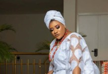 Why I Didn't Upload My Wedding Photos- Actress Nkechi Blessing Opens Up
