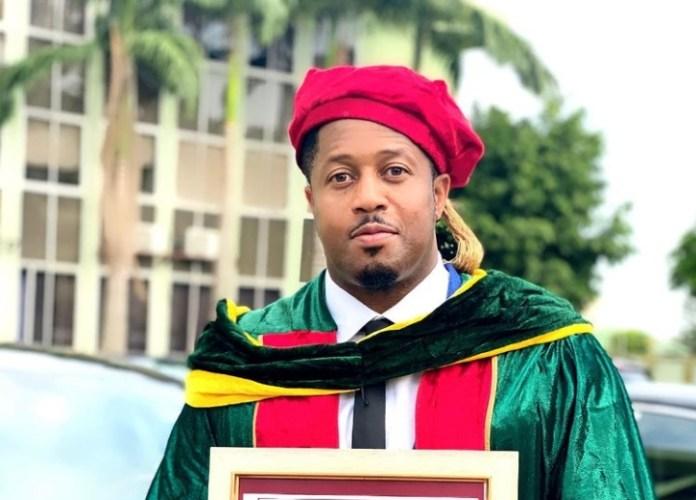 Actor Mike Ezuruonye Bags Doctorate Degree