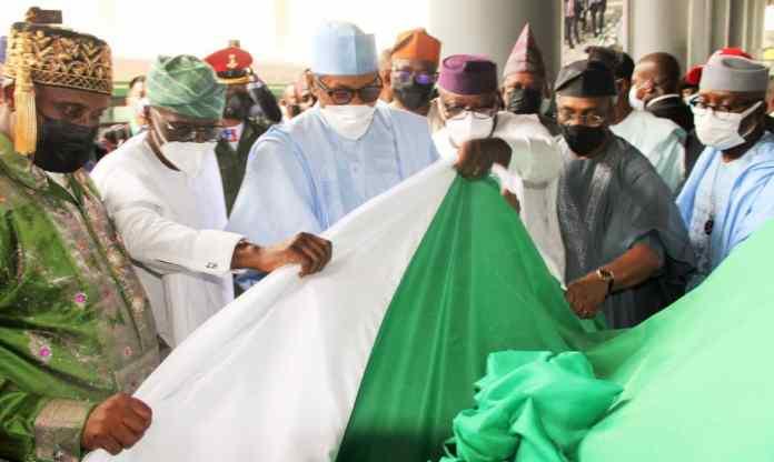 President Buhari commissions $1.5bn Lagos-Ibadan railway project