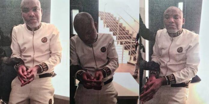 Revealed! Where Nnamdi Kanu was captured by Interpol