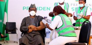 Nigeria To Receive 3.92 Million Doses Of COVID-19 Vaccines In July