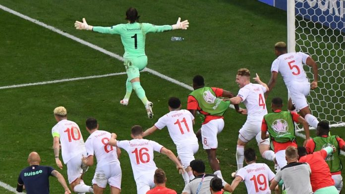Mbappe Misses Decisive Spotkick To Send France Out Of Euros