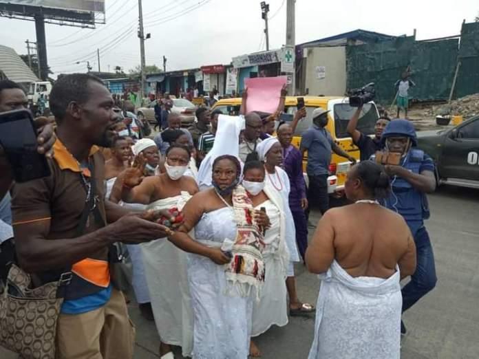 Yoruba Nation: Rally holds despite Police Intimidation, symbolises we're not cowards - Ilana Omo Oodua