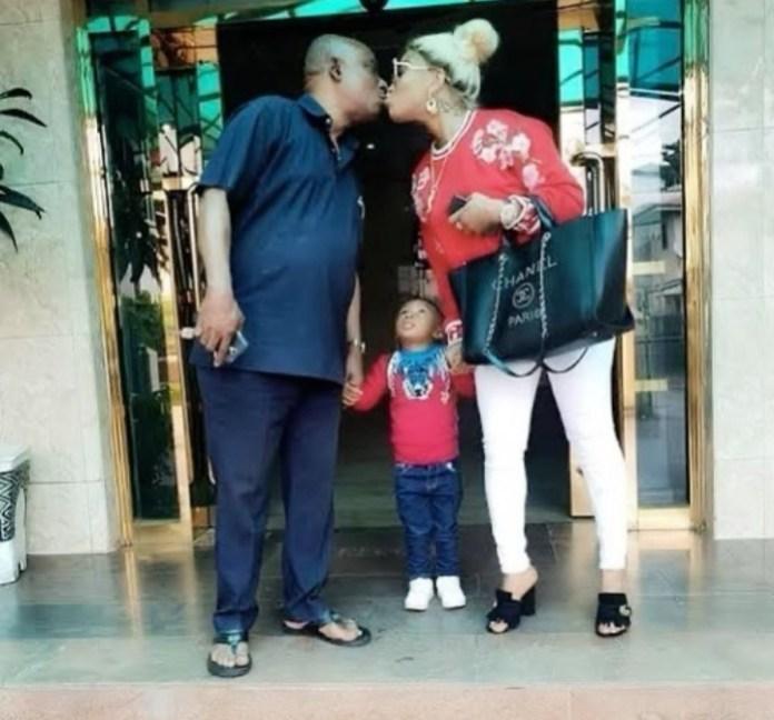 I Don't Take Your Sacrifices For Granted- Tonto Dikeh Celebrates Dad