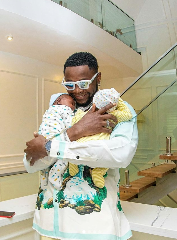 God Blessed Me With 3 Boys, I Lost One Of Them 4 Days After- Kizz Daniel