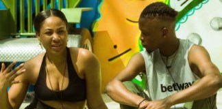 Laycon, Erica Finally Reconcile After Fallout From BBNaija