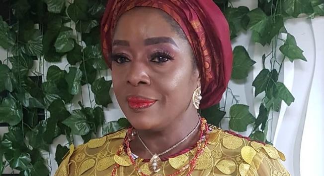 Actress Rita Edochie Demands Release Of Activist Nnamdi Kanu