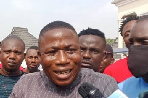 Breaking: Yoruba Nation Agitators Storm Ibadan, Protest Igboho's Detention