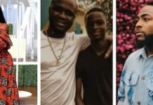 Watch Video Of Obama DMW's Son As He Mourns Late Dad Thanks Davido, Tiwa Savage