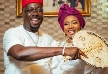 Obi Cubana Acquires Car Worth N40M For His Wife