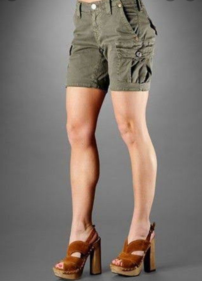 Simple Ways To Rock Over The Knee Shorts
