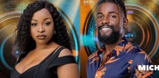 BBNaija: Jackie B Angry At Michael For Flirting With Maria