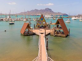 How Nigerian architect built floating structures on waters