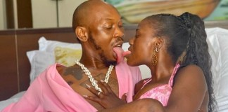 Seun Kuti, Wife Celebrate Themselves With Loved Up Photos