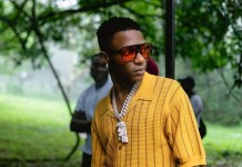 Wizkid Reacts To Toke Makinwa's Claim Of Being An Errand Boy