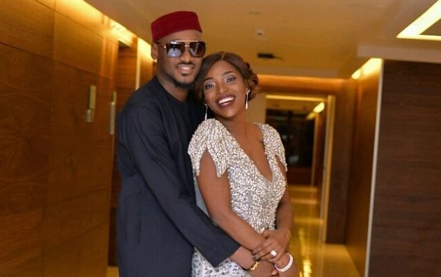 Annie Idibia Enraged, Vows To Ruin Everything As 2Face Flees To The US