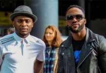 Ubi Franklin, Iyanya Reconcile After Five Years