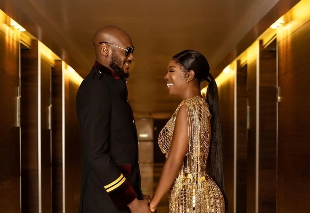 Let's Deal With Our Issues Internally- 2Face Finally Breaks Silence Over Marriage Crisis