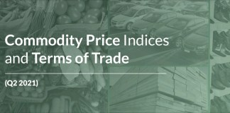 Nigeria's commodity terms of trade dips by 0.35% in Q2'21 in Q2'21-NBS