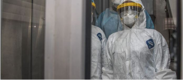 Nigeria's COVID-19 cases now 196,487 with 597 new infections
