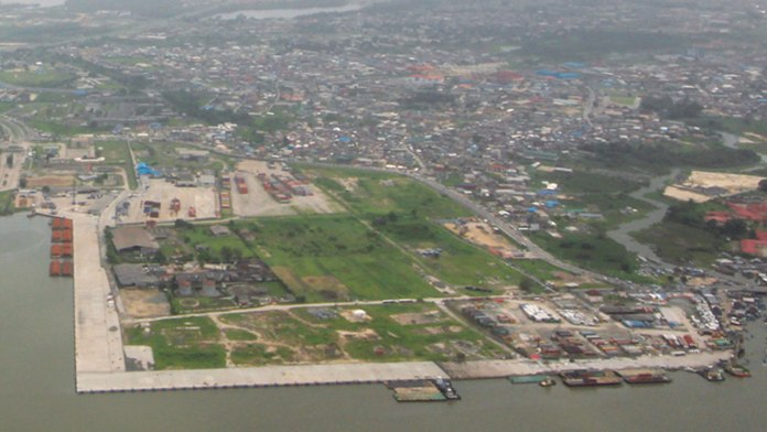 Niger Delta economy, Bonny deep seaport and the authority