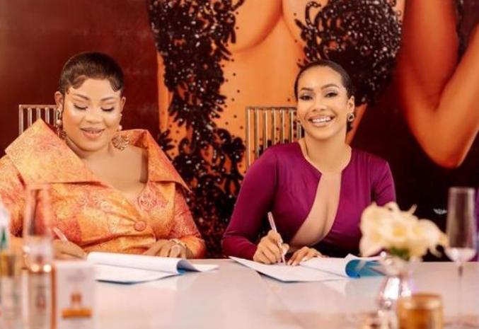 BBNaija's Maria Bags Ambassadorial Deal With Skincare Brand