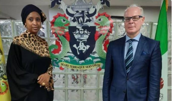 Nigeria Govt. partners Greece on shipbuilding, sea economy