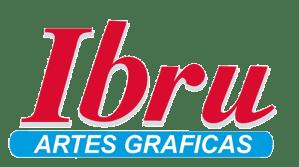 Logotipo artes gráficas Ibru