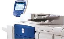 Máquina de impresión digital