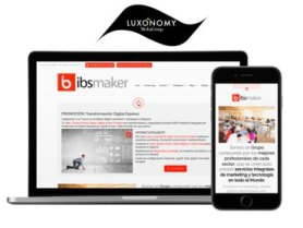 ibsmaker es adquirida por LUXONOMY MediaGroup Worldwide