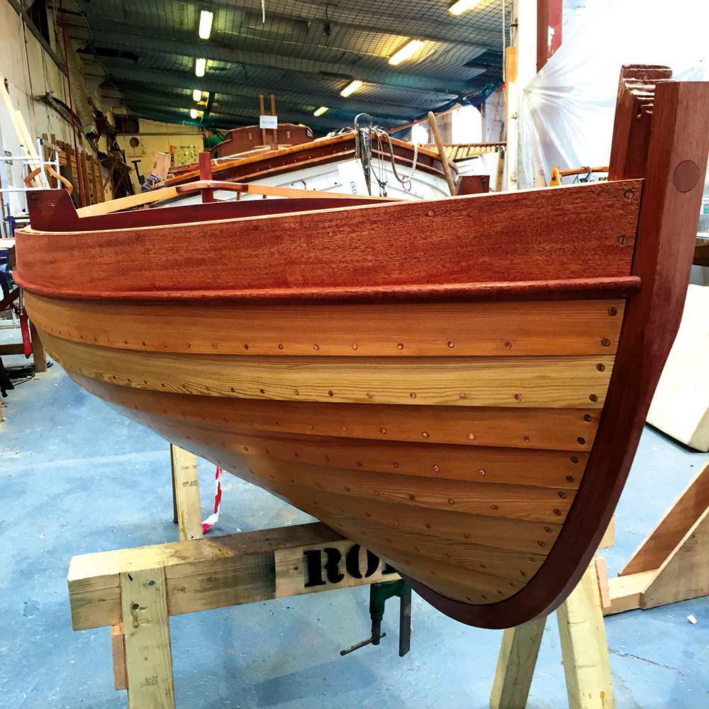 Ibtc International Boatbuilding Training College Lowestoft