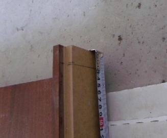 Разметка коробки перед отрезанием