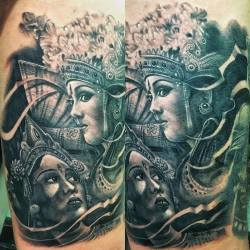 Oriental Asian Tattoo Ibud Tattoo Studio Bali (8)-min