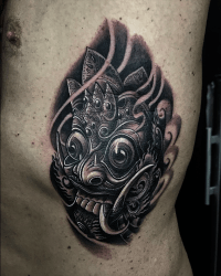 Best tattoo studio in Bali