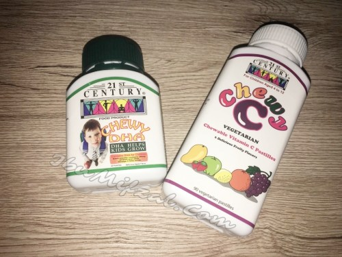 21st Century Vitamin Untuk Kesayangan Ibu