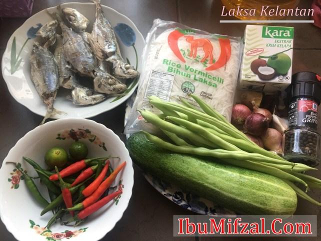 kuah laksa Kelantan