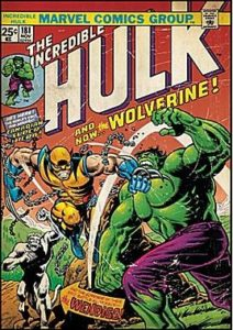 The Hulk vs Wolverine | I Will Buy Your Comic Book Collection