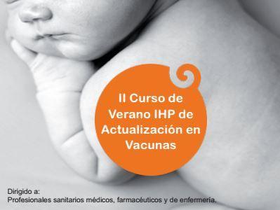 II Curso de Verano IHP de Actualización en Vacunas