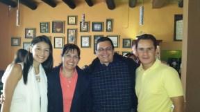 Con JuanGa y Kat!