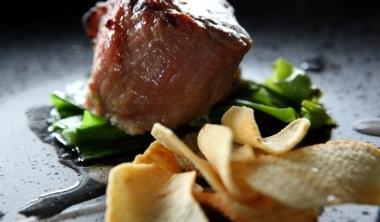 享受沒有瘦肉精的美味牛