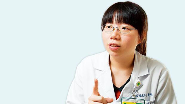 國泰醫院營養組營養師-洪可珎