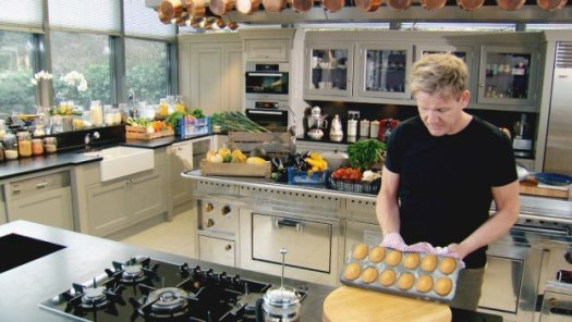 Gordon Ramsay House Kitchen