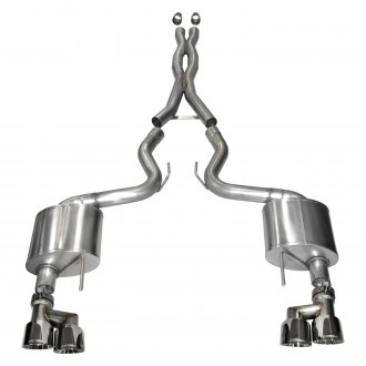 2017 ford mustang performance exhaust