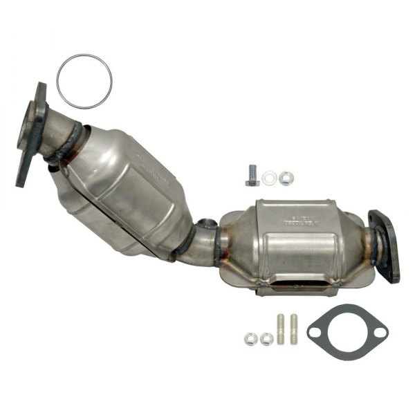 eastern catalytic eco iii direct fit catalytic converter and pipe assembly