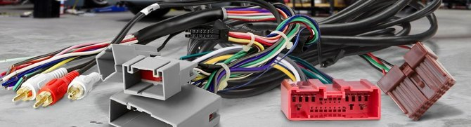 ford fusion oe wiring harnesses  stereo adapters — carid