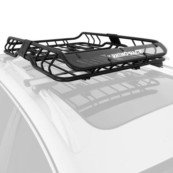 rhino rack xtray roof cargo basket