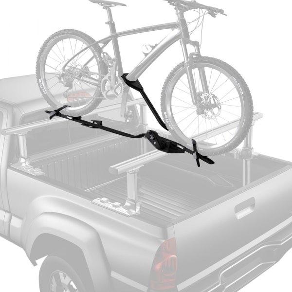 thule proride xt upright truck bed mount bike rack